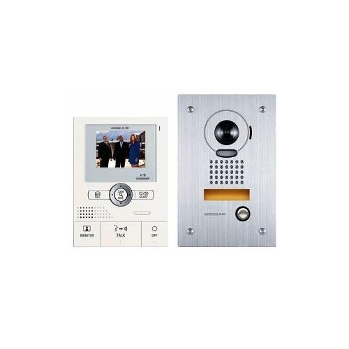 Aiphone JKS-1AEDF Video intercom KIT with Picture Memory